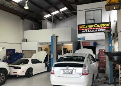 Cartech Services Inside